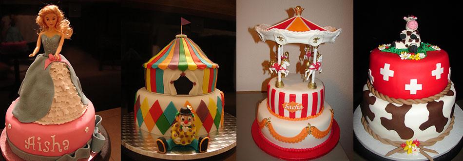 Cake Design Lausanne : Birthday cakes, wedding cake, cupcakes, cake first ...